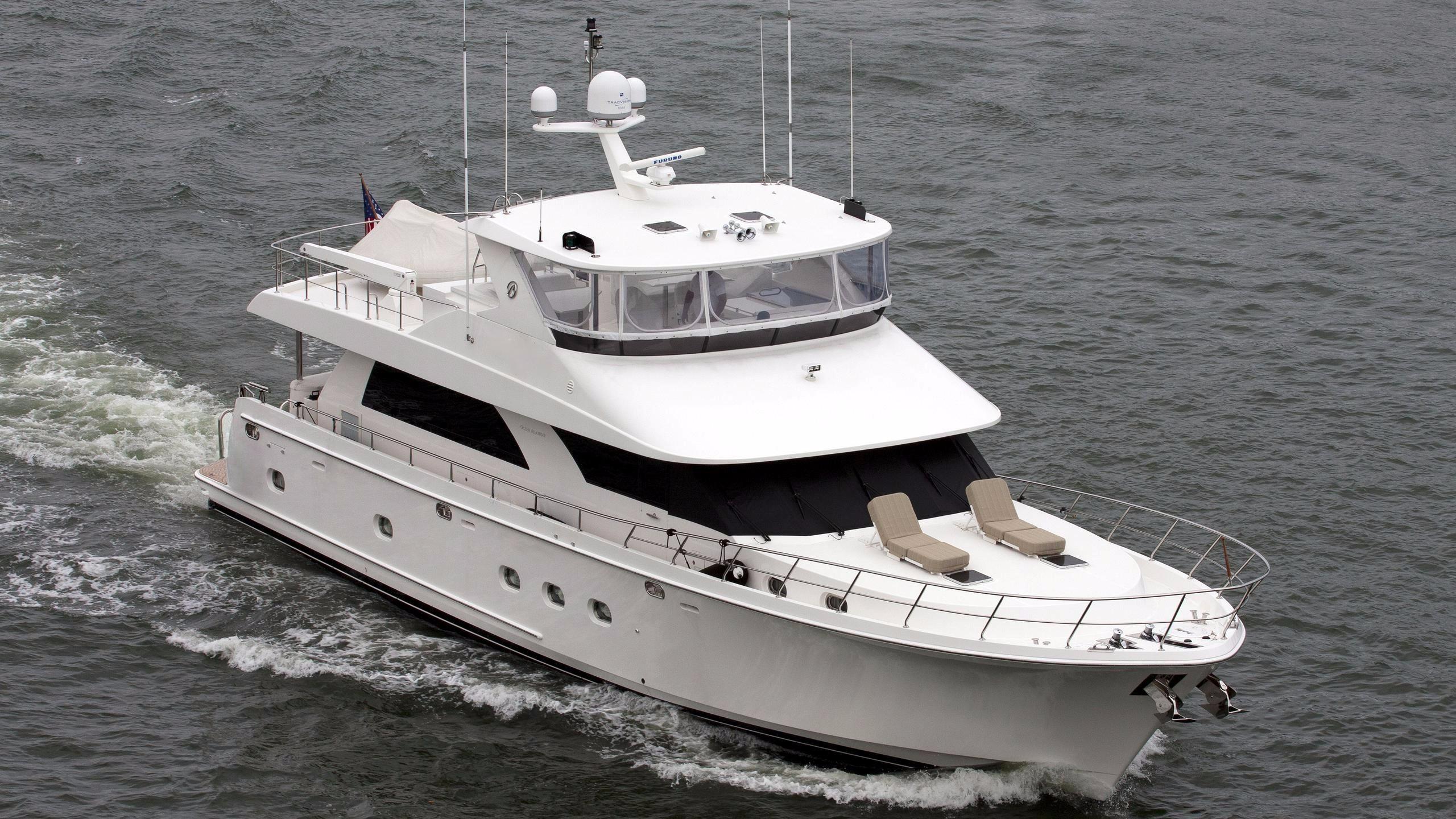 78 Ocean Alexander MARGARITA