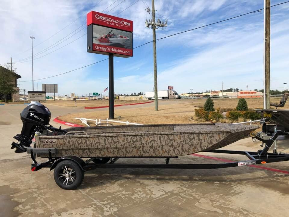 Duck Boats For Sale >> New Edge Duck Boats 656 Boats For Sale Gregg Orr Marine In United