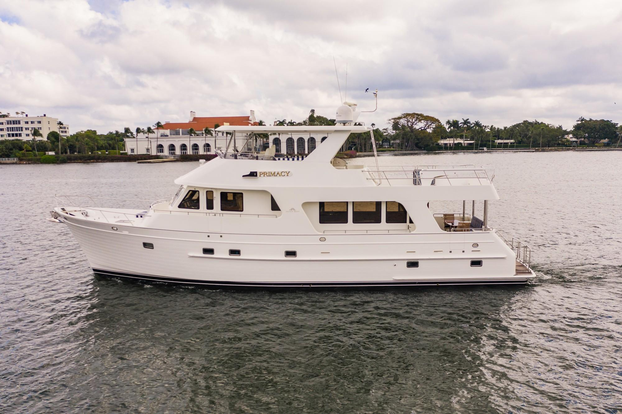 65' Outer Reef Yachts 2008