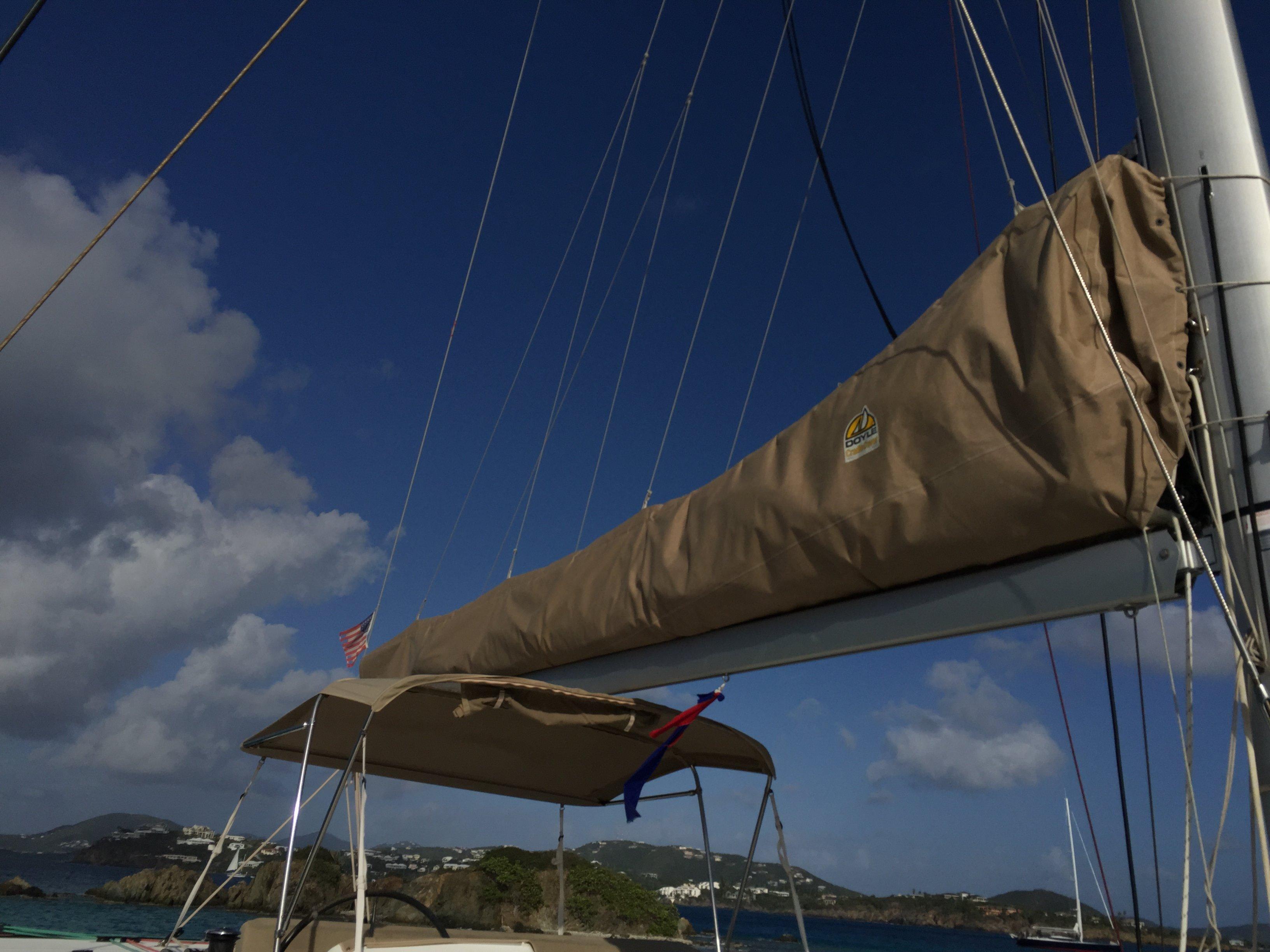 Custom Sail Cover