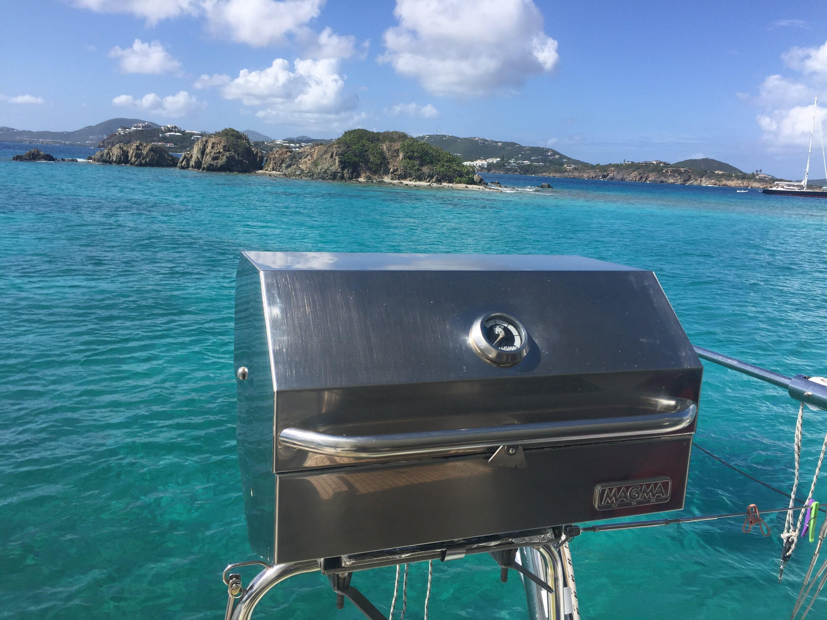 BBQ In Paradise!