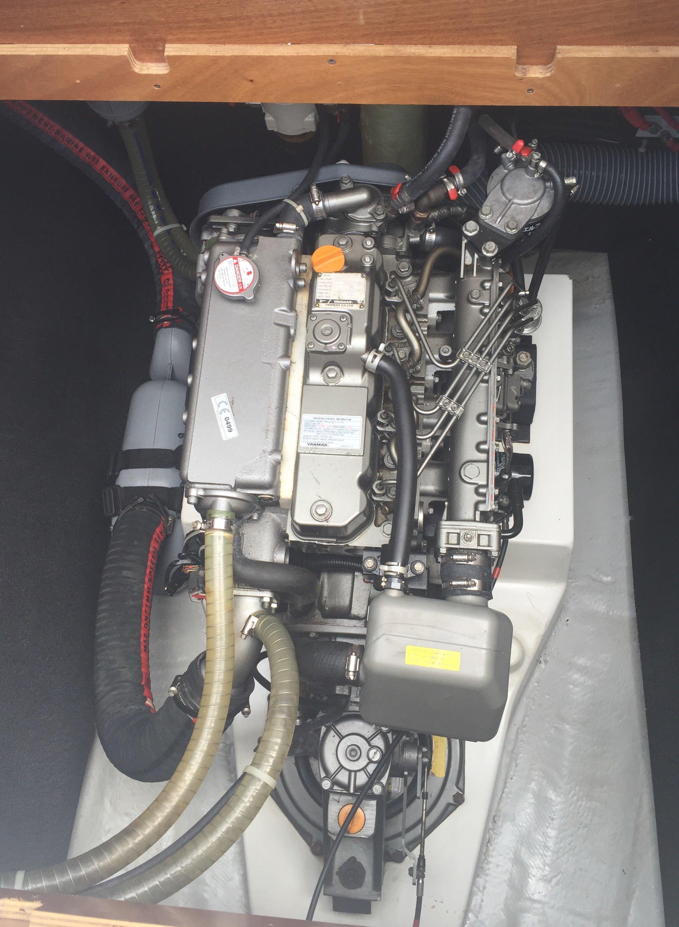 Yanmar 54 HP