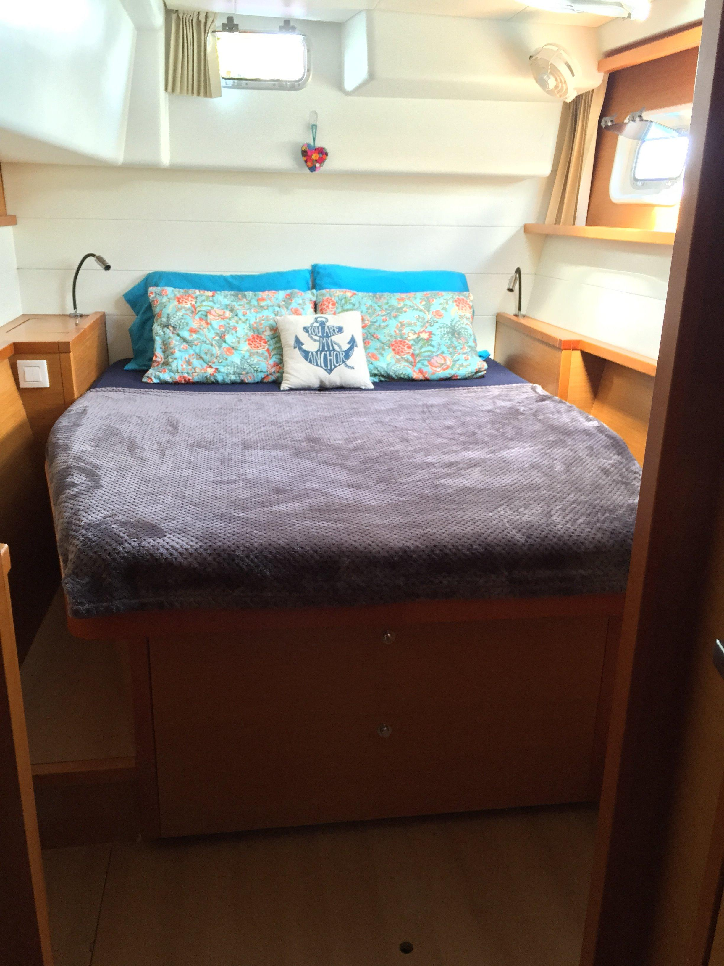 Aft Staterooms