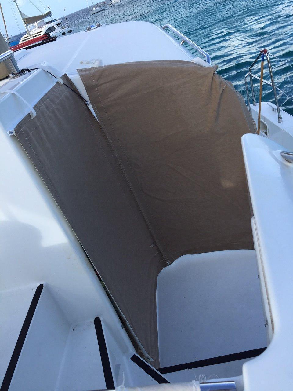 Rain Cover Starboard