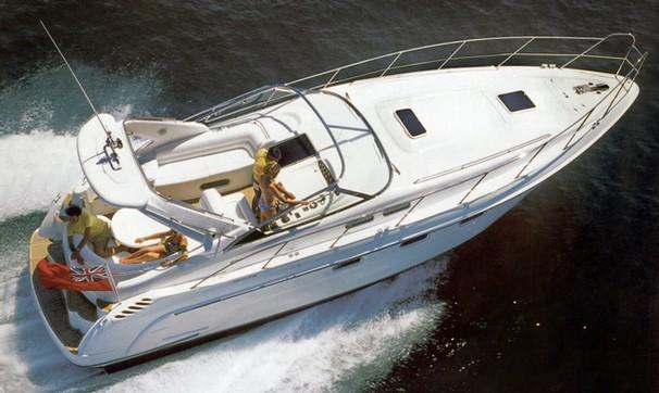 Sealine S37's are widely acknowledged to be among the most comfortable ...