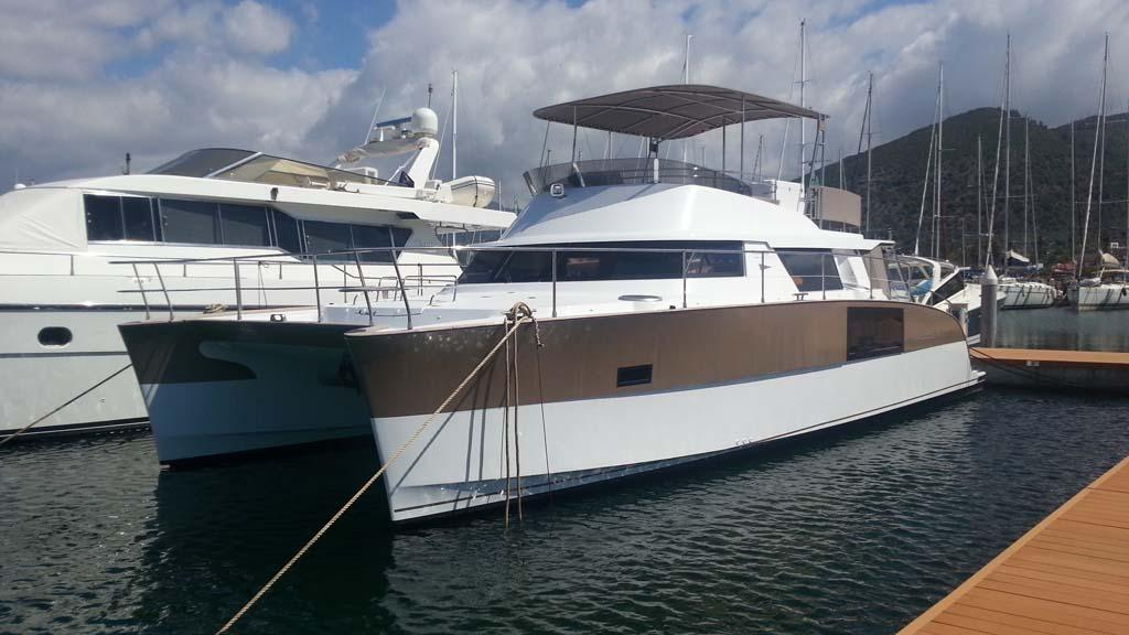 CUMBERLAND 47 LC FOR SALE