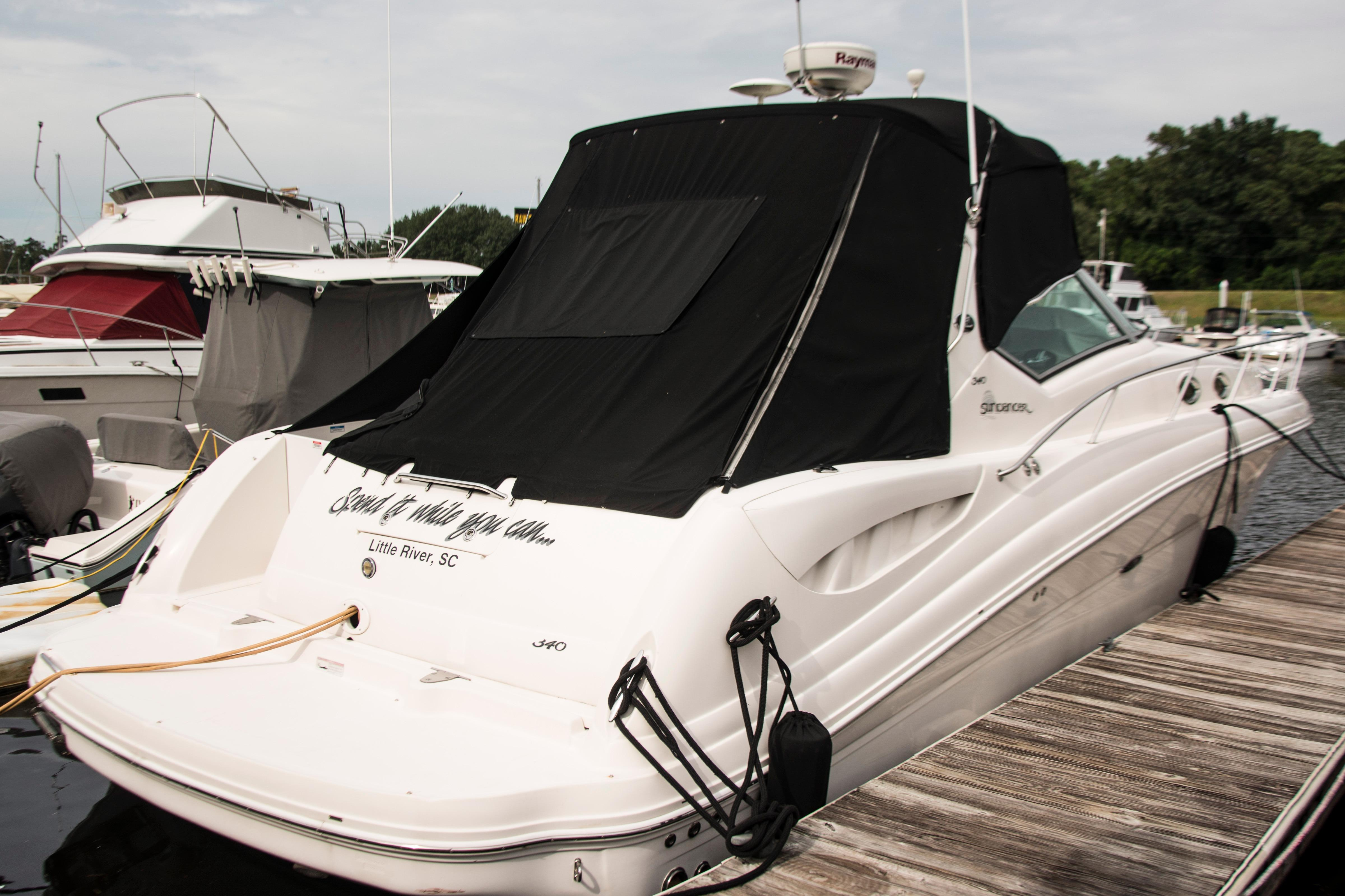 Sea Ray 340 Sundancer - Photo: #14