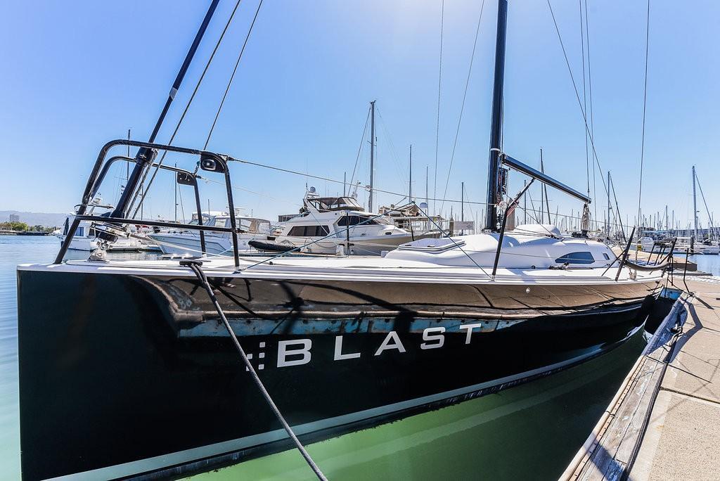 37 J Boats Blast 2011 Alameda | Denison Yacht Sales