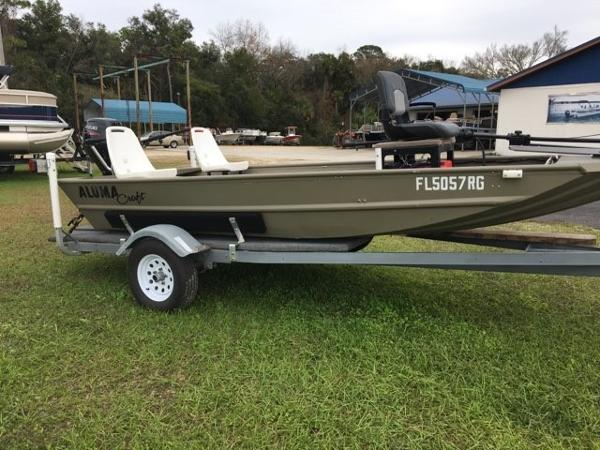 2017 ALUMACRAFT 115 MOD V TUNNEL for sale