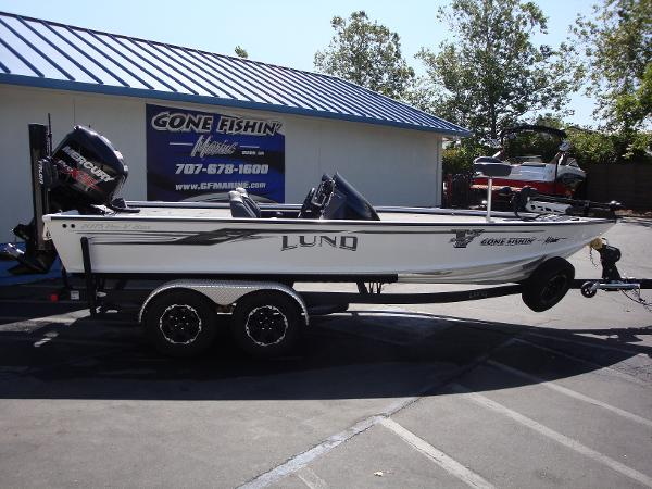 2018 LUND 2075 PRO V BASS for sale