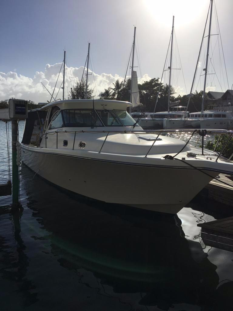 Pursuit 2009 375 Offshore 37 Yacht for Sale in Guadeloupe