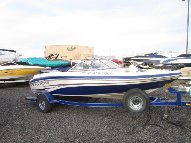 2007 Tahoe boat for sale, model of the boat is Tahoe Q4 & Image # 1 of 13