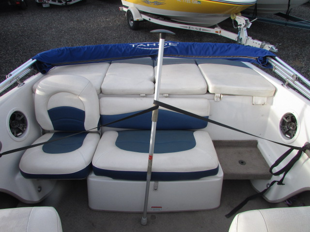 2007 Tahoe boat for sale, model of the boat is Tahoe Q4 & Image # 10 of 13