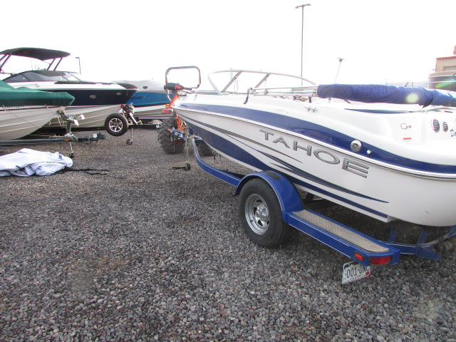 2007 Tahoe boat for sale, model of the boat is Tahoe Q4 & Image # 12 of 13