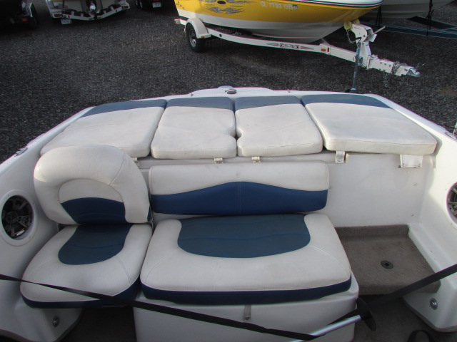 2007 Tahoe boat for sale, model of the boat is Tahoe Q4 & Image # 3 of 13