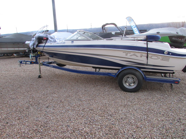 2007 Tahoe boat for sale, model of the boat is Tahoe Q4 & Image # 7 of 13