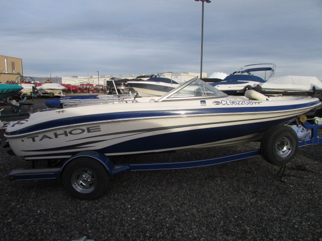 2007 Tahoe boat for sale, model of the boat is Tahoe Q4 & Image # 8 of 13