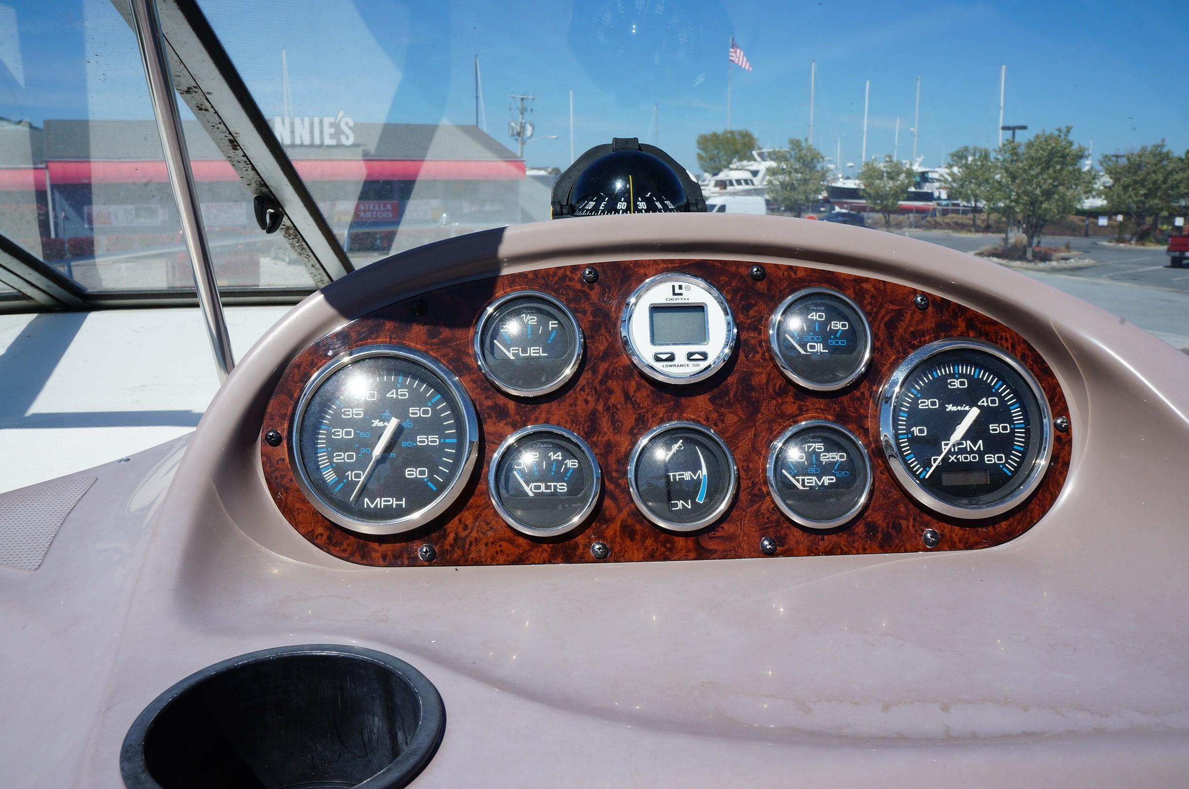 Upper Gauges