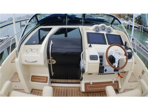 2015 Chris Craft 36' - Helm
