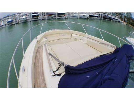 2015 Chris Craft 36' - Sun pad Cover