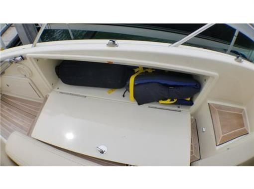 2015 Chris Craft 36' - Storage