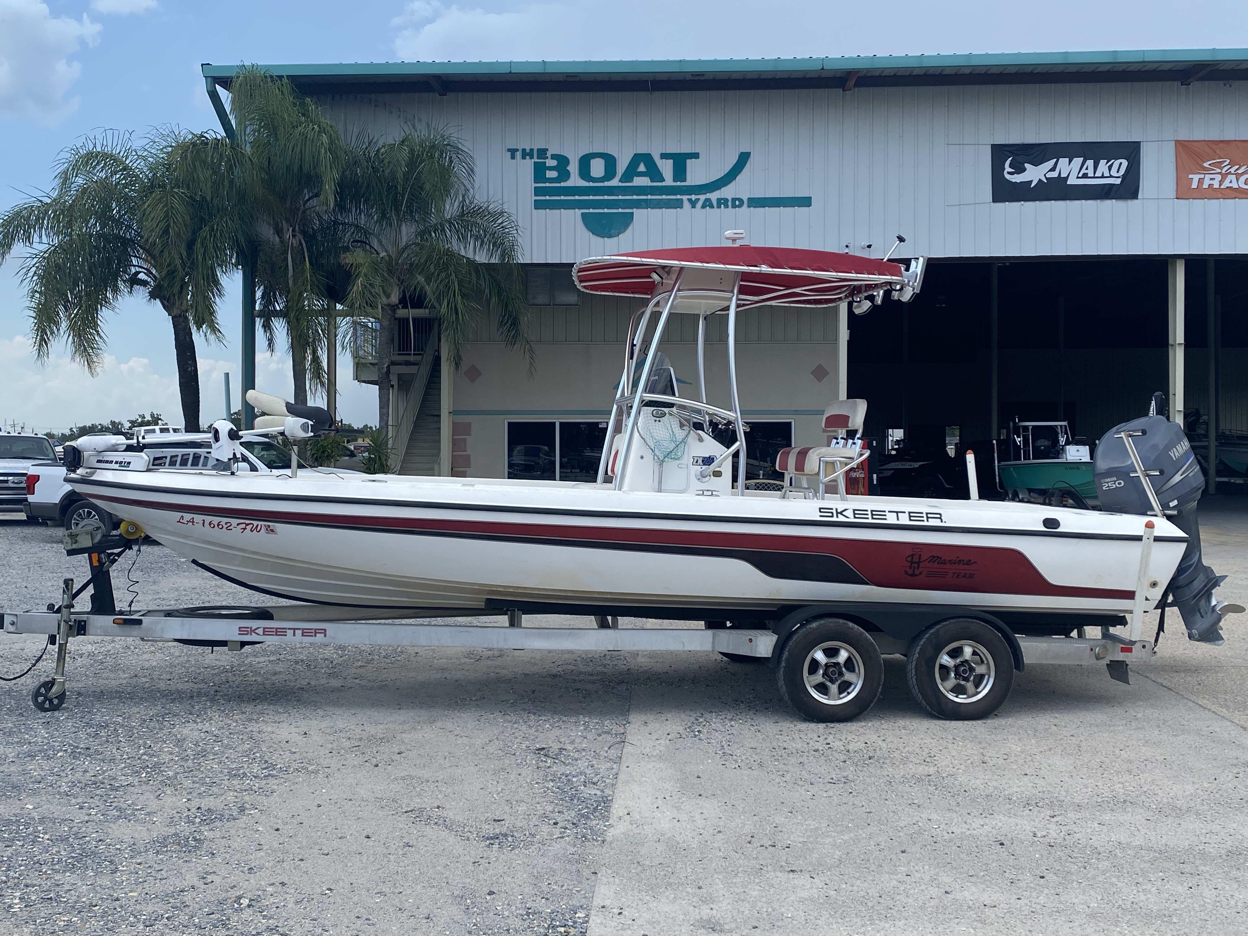2010 Skeeter boat for sale, model of the boat is ZX24V & Image # 1 of 16