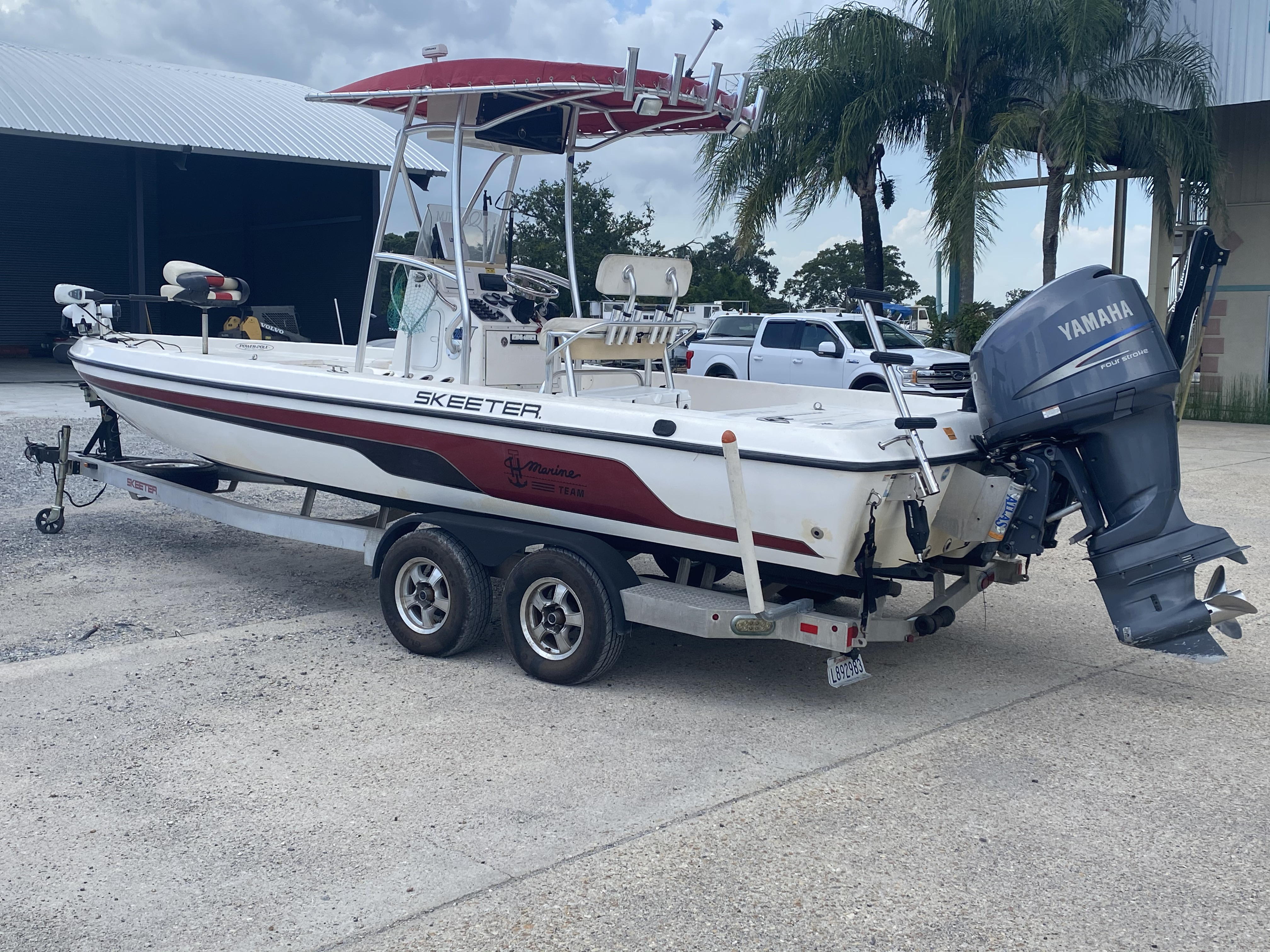 2010 Skeeter boat for sale, model of the boat is ZX24V & Image # 2 of 16