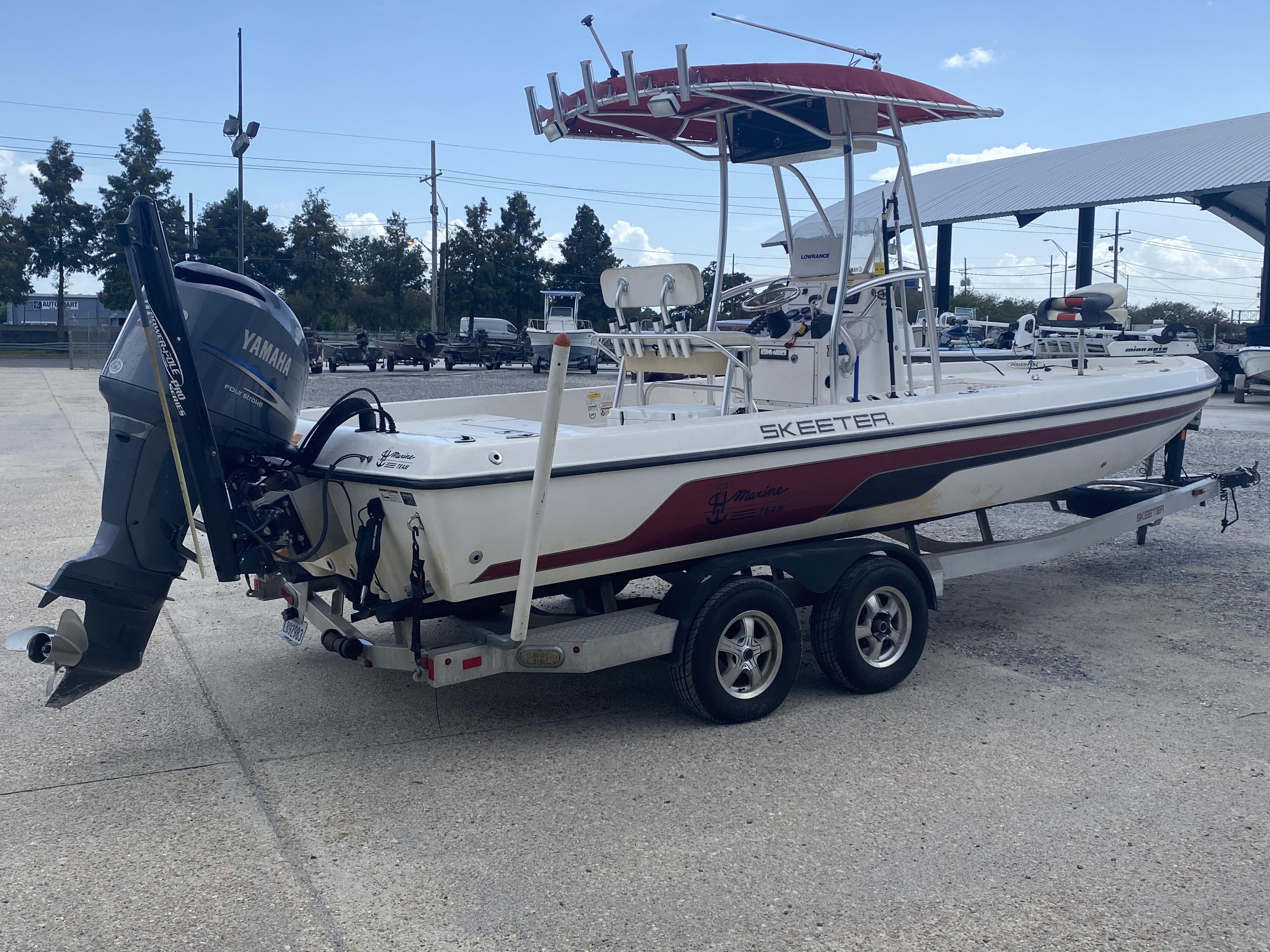 2010 Skeeter boat for sale, model of the boat is ZX24V & Image # 3 of 16