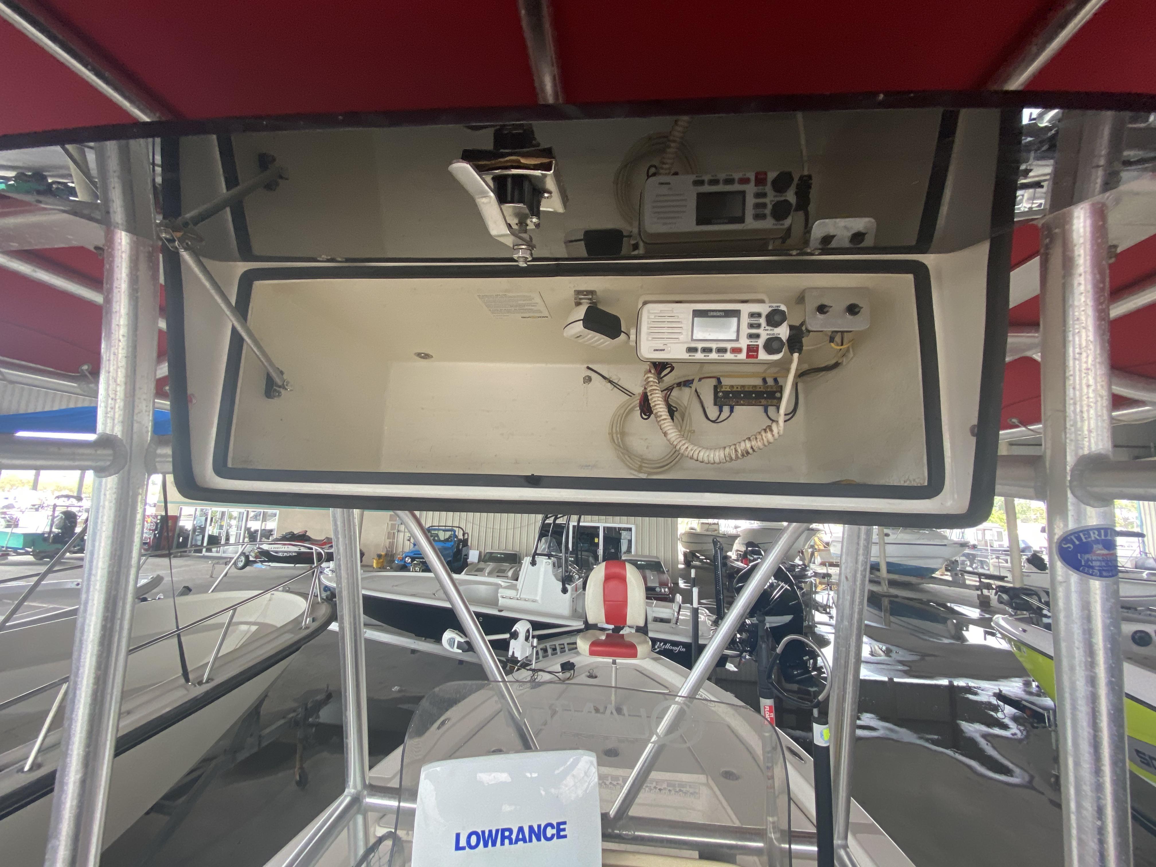 2010 Skeeter boat for sale, model of the boat is ZX24V & Image # 14 of 16