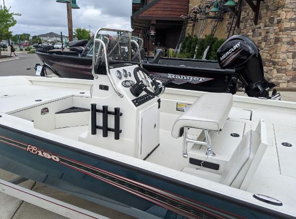 2019 Ranger Boats boat for sale, model of the boat is RB190 Bay & Image # 2 of 21