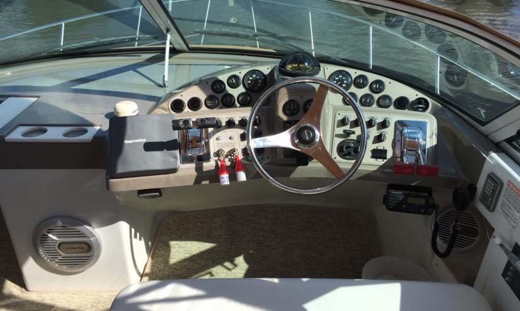 Carver350 Mariner