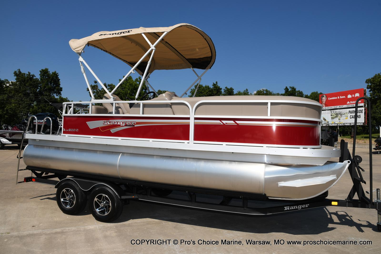 2021 RANGER BOATS 200C CRUISE for sale
