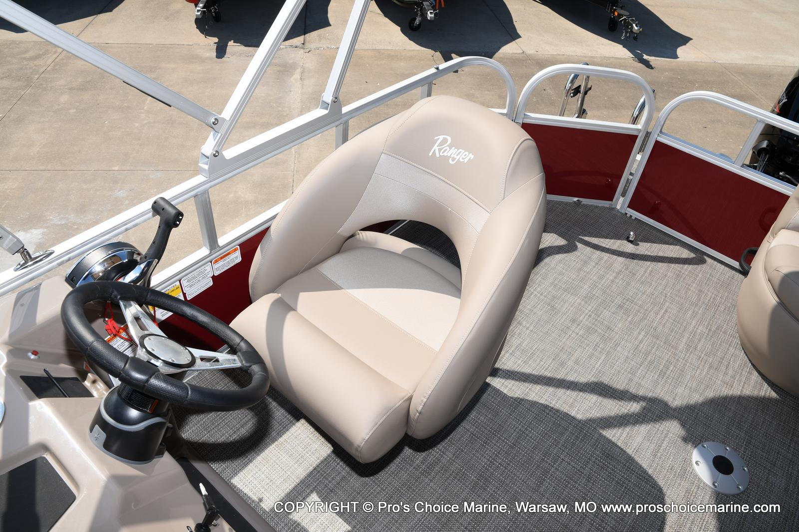 2021 Ranger Boats boat for sale, model of the boat is 200C CRUISE & Image # 11 of 50
