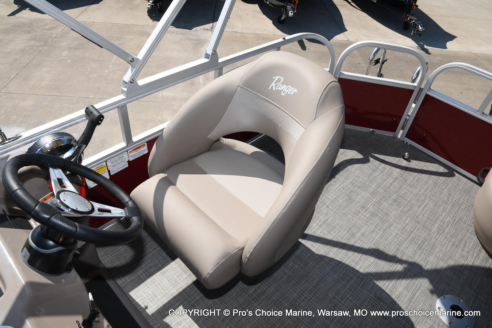 2021 Ranger Boats boat for sale, model of the boat is 200C CRUISE & Image # 12 of 50