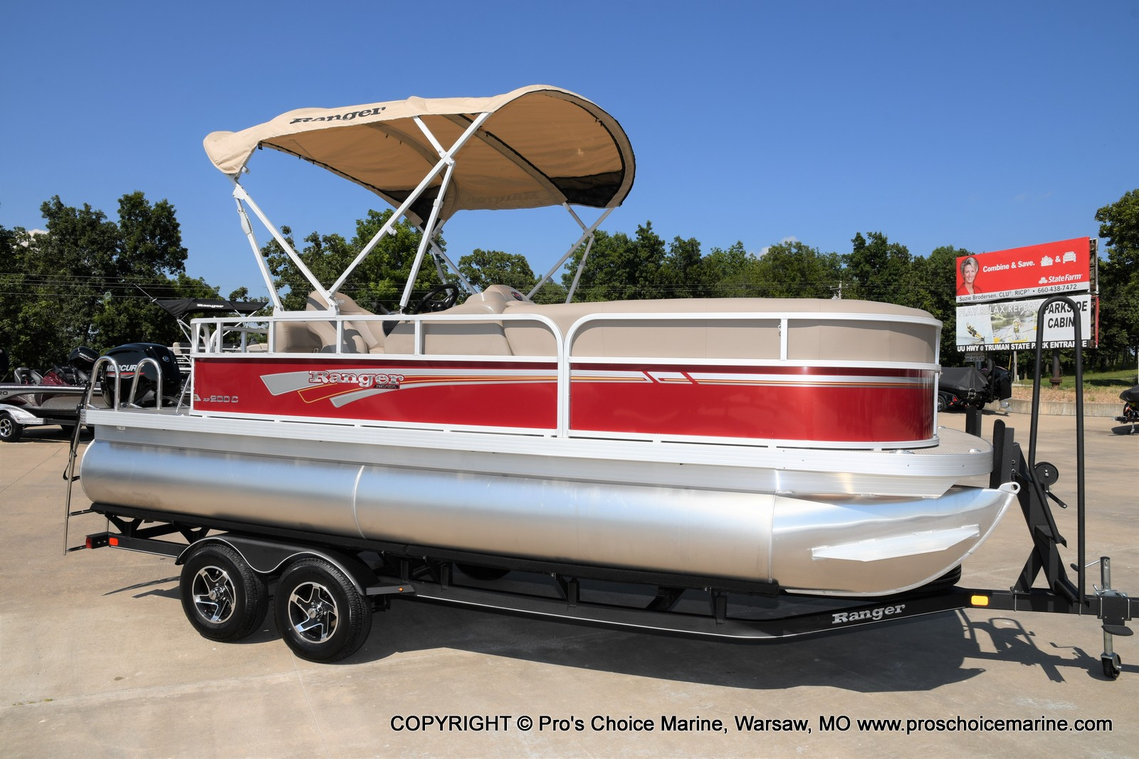 2021 Ranger Boats boat for sale, model of the boat is 200C CRUISE & Image # 29 of 50