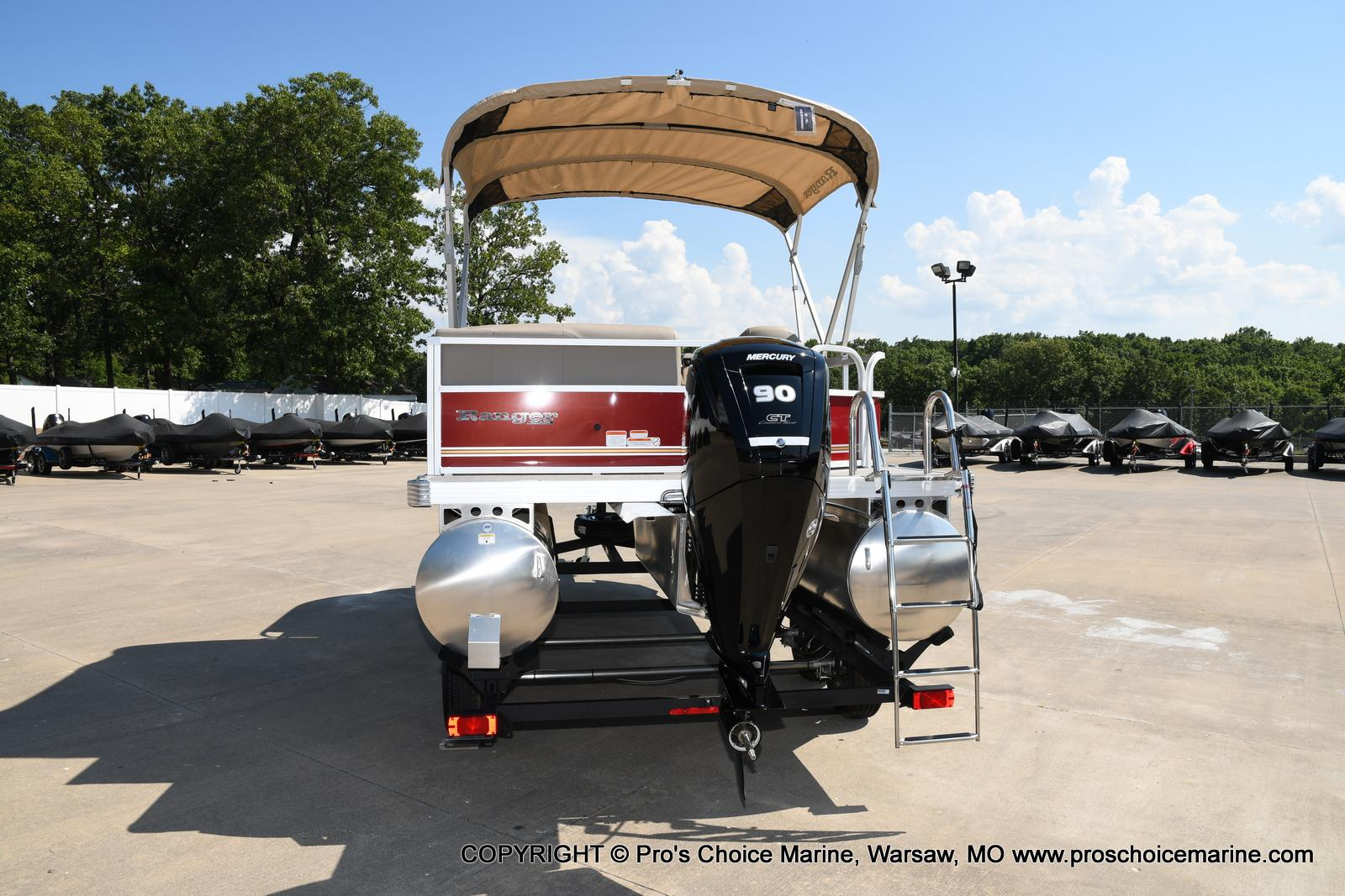 2021 Ranger Boats boat for sale, model of the boat is 200C CRUISE & Image # 9 of 50