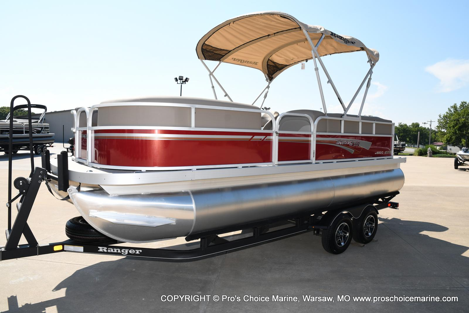 2021 Ranger Boats boat for sale, model of the boat is 200C CRUISE & Image # 39 of 50