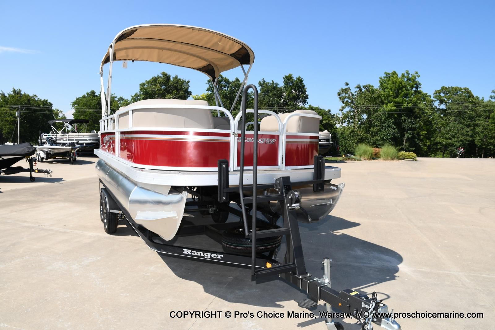 2021 Ranger Boats boat for sale, model of the boat is 200C CRUISE & Image # 40 of 50
