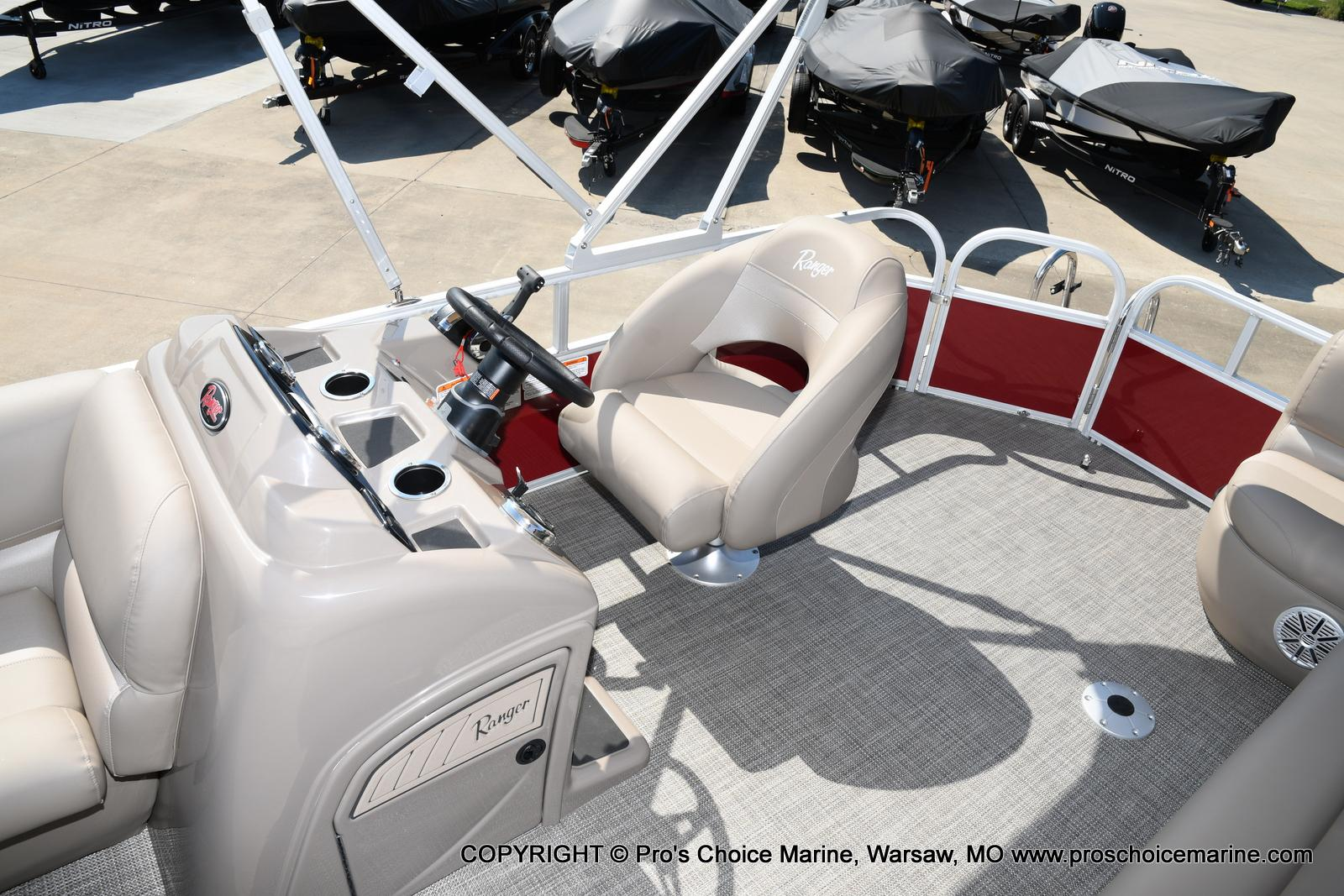 2021 Ranger Boats boat for sale, model of the boat is 200C CRUISE & Image # 43 of 50