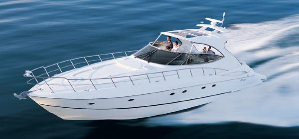 58 ft Cruisers Yachts 540 Express