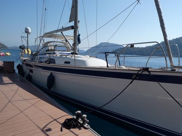 Hallberg-Rassy 44 used boat for sale from Boat Sales International