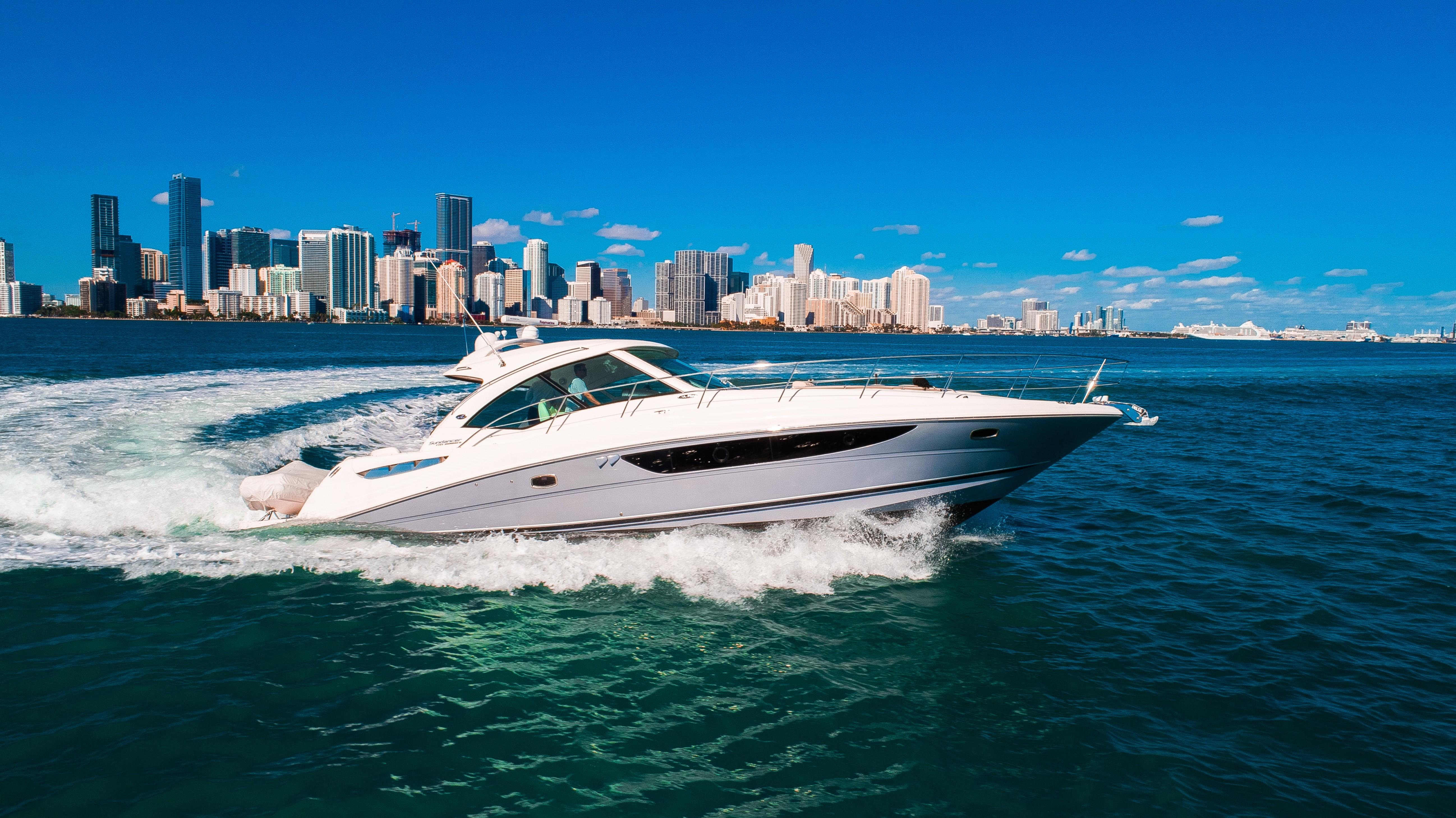Sea Ray Yachts for Sale Ranging from 41' to 50' | Galati Yachts