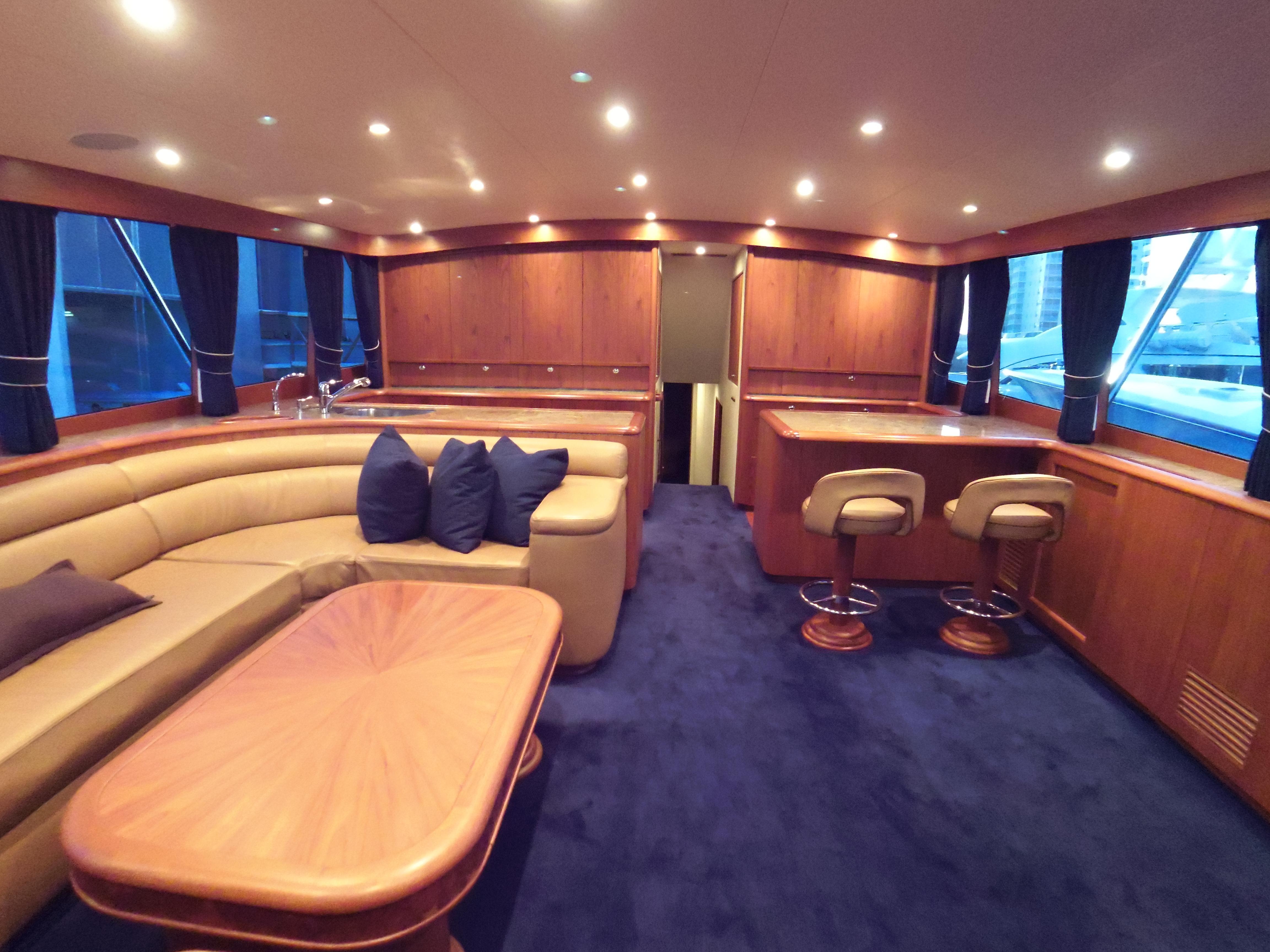 72 merritt 2003 georgie girl for sale in pompano beach for 72 hatteras motor yacht for sale