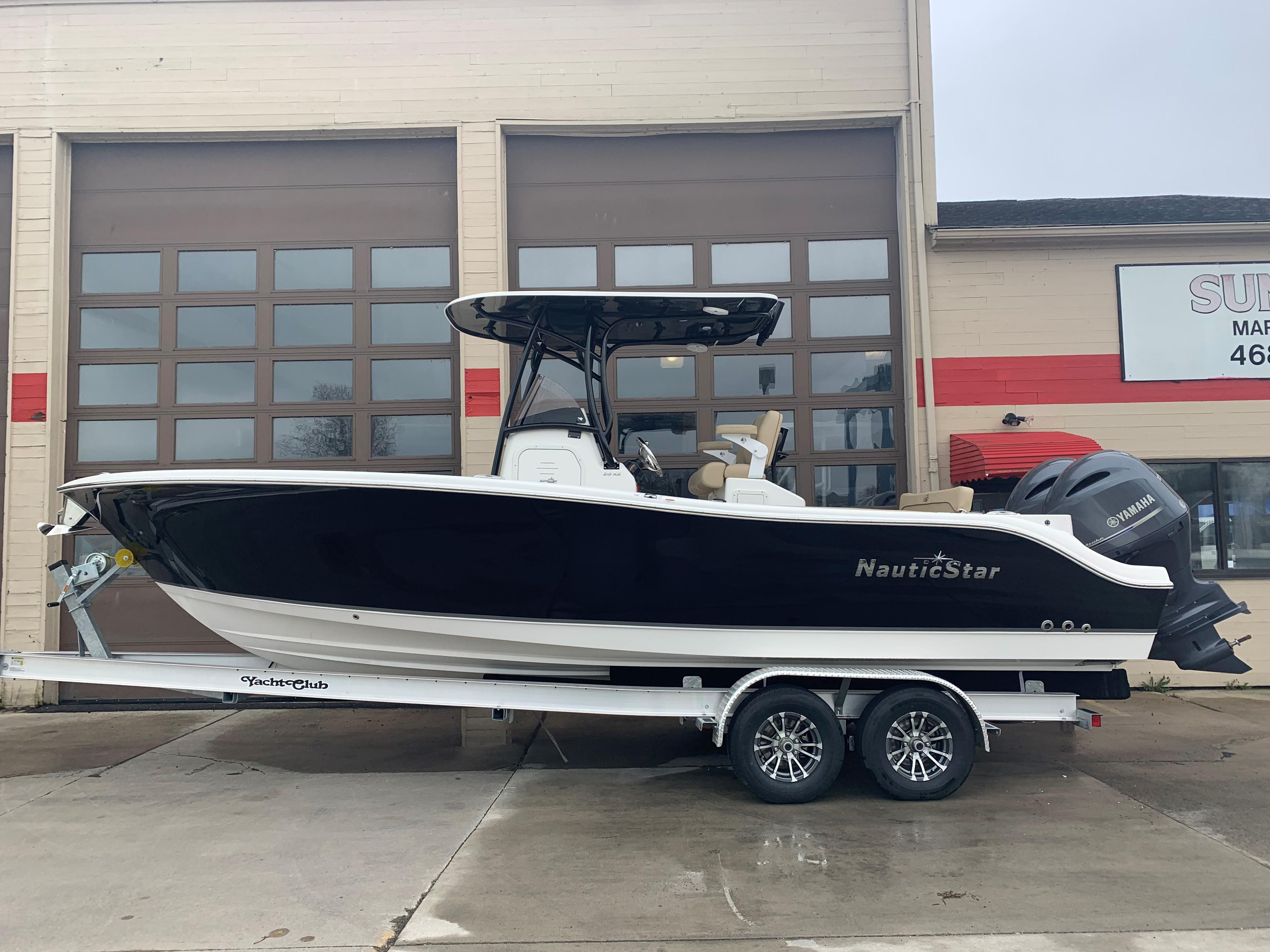 NauticStar25 XS Offshore