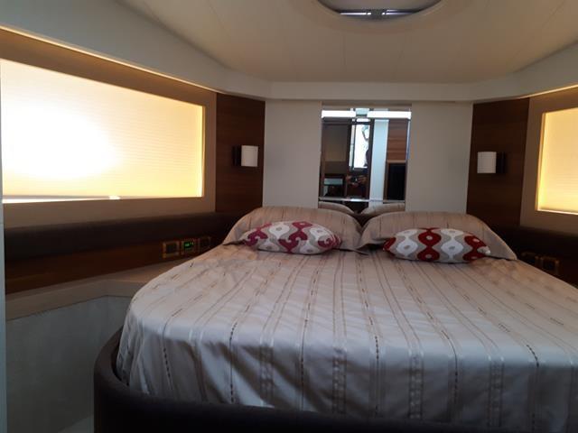 Horizon E56 Master Cabin