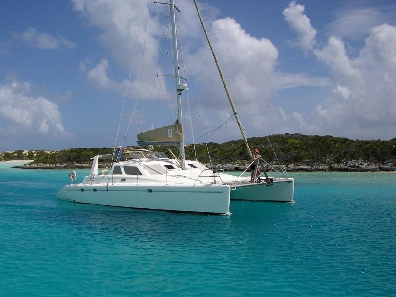44' Voyage Yachts 2002 440 Owner's Verion