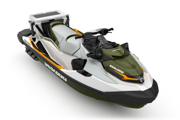 2019 Sea Doo PWC boat for sale, model of the boat is Fish Pro 155 & Image # 3 of 5