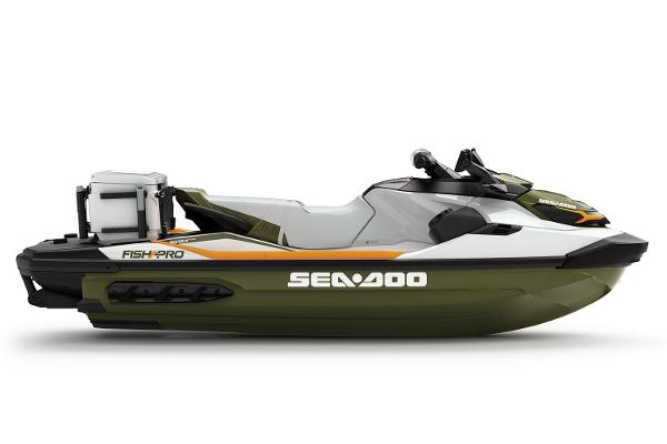 2019 Sea Doo PWC boat for sale, model of the boat is Fish Pro 155 & Image # 4 of 5