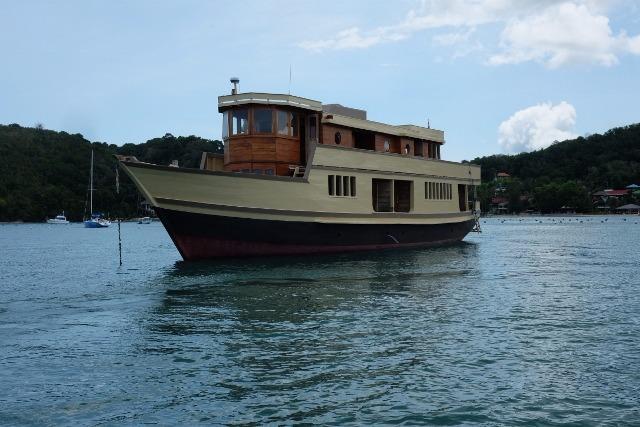 28m Teak Charter Vessel-2