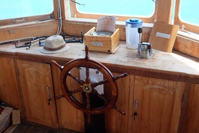 28m Teak Charter Vessel-27